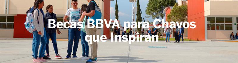 Preguntas frecuentes sobre las becas para Chavos que inspiran de la Fundación BBVA (Secundaria)