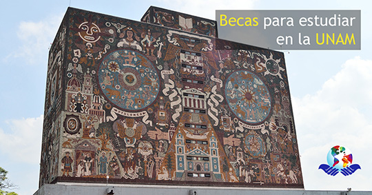 Becas UNAM, 2019-2020